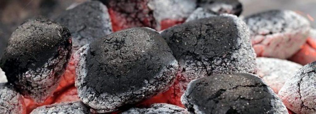 топливо для угольного гриля