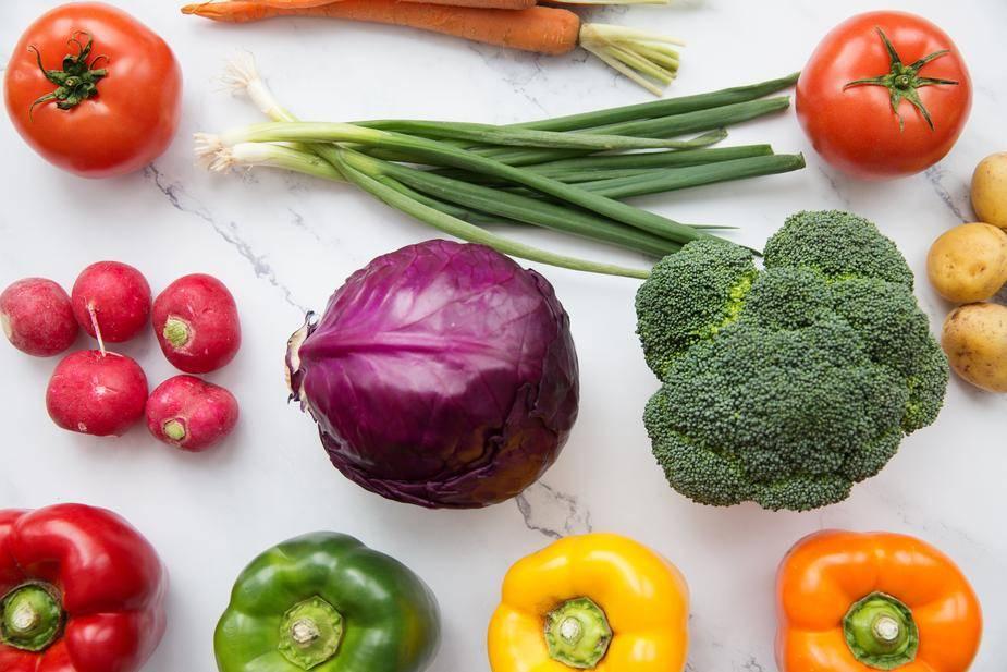 рецепт ассорти из овощей